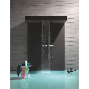 Dornbracht eUnit Shower Regenpaneel voor Plafondinbouw Chroom