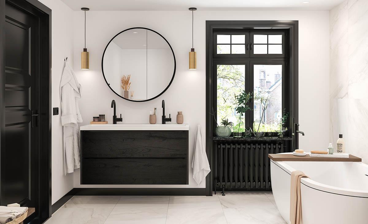 5 tips voor het maken van de mooiste foto's van jouw nieuwe badkamer!
