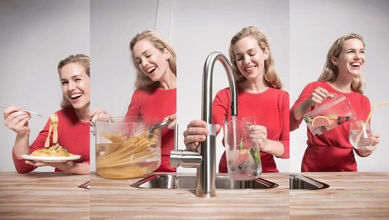 7. De nieuwste trends in kokend water kranen