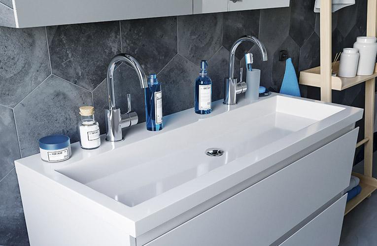 Meubelwastafels voor iedere badkamer
