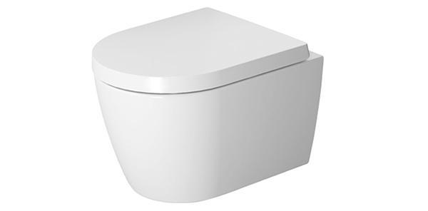 Compact formaat toilet