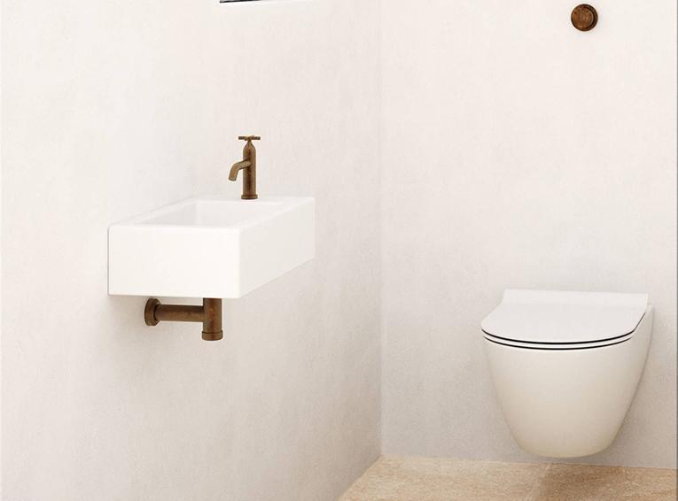 Groovy Waar Moet Je Op Letten Bij Een Hangtoilet Saniweb Nl Pabps2019 Chair Design Images Pabps2019Com