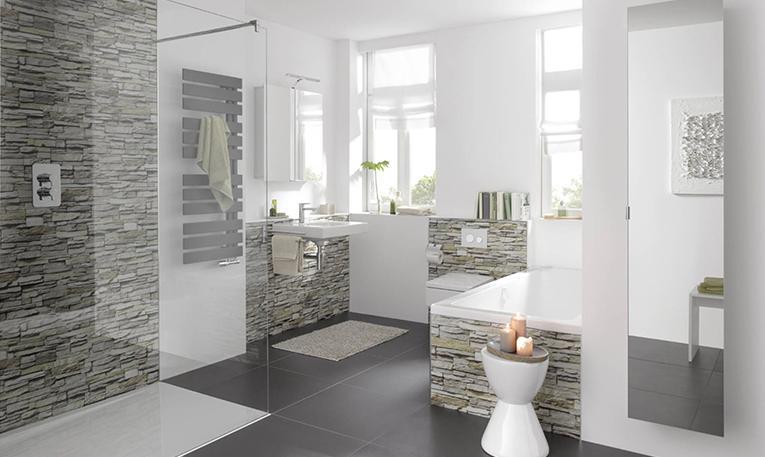 Hoe gebruik ik Renodeco in de badkamer?