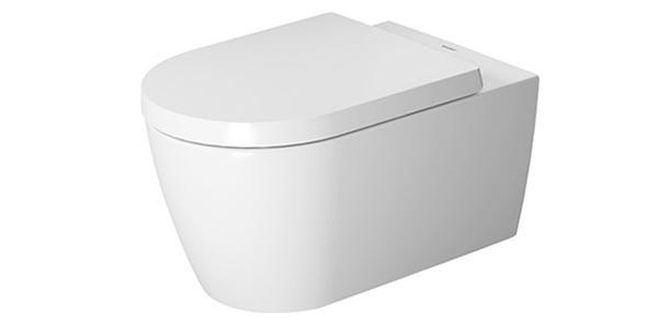 Normaal formaat toilet