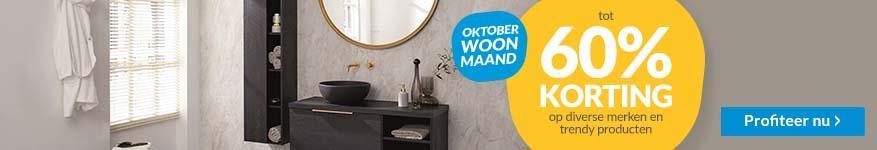 Profiteer van de Oktober Woonmaand