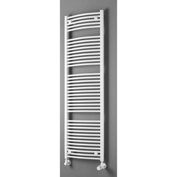 Ben Samos handdoekradiator 78x60cm 457W Antraciet