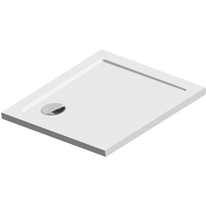 Get Wet Fusion SMC inbouw douchebak vierkant 80*80