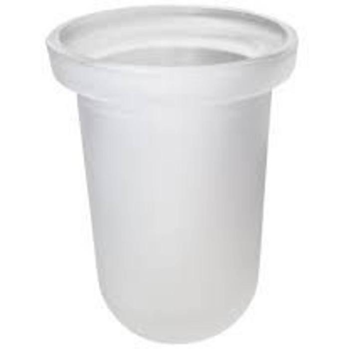 Emco Universeel glas voor closetborstelhouder