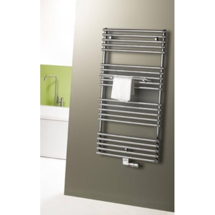 Vasco Agave HRBM-C design radiator 600x1184 n20 445w as=1188 Chroom