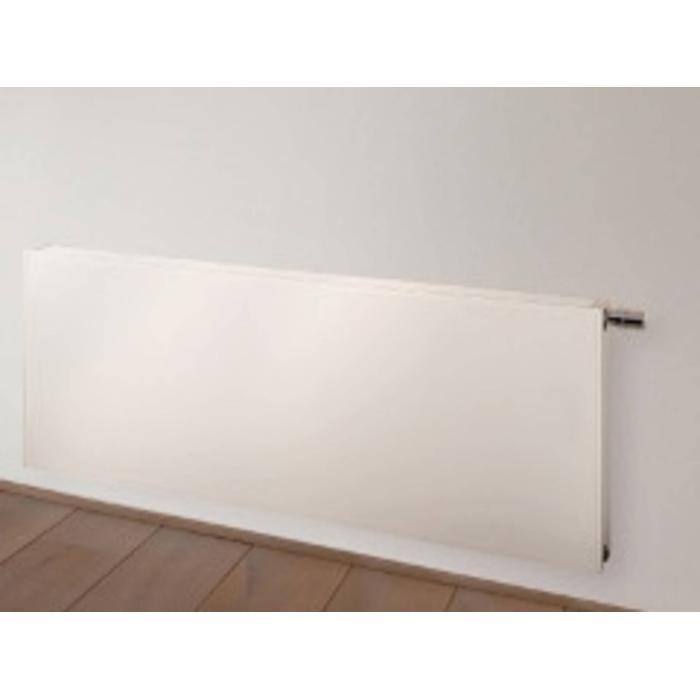 Vasco Flatline radiator 40x140cm 1280W Wit