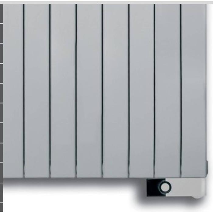 Vasco Viola V1L1-ZB-EL electrische radiator 578x1800 n8 Antraciet M301