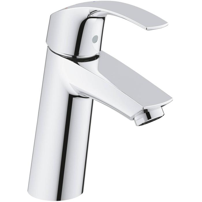 Grohe Eurosmart wastafelkraan ES medium zonder waste Chroom