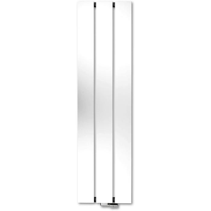 Vasco Beams designradiator 220x32cm 1459W Zwart Januari