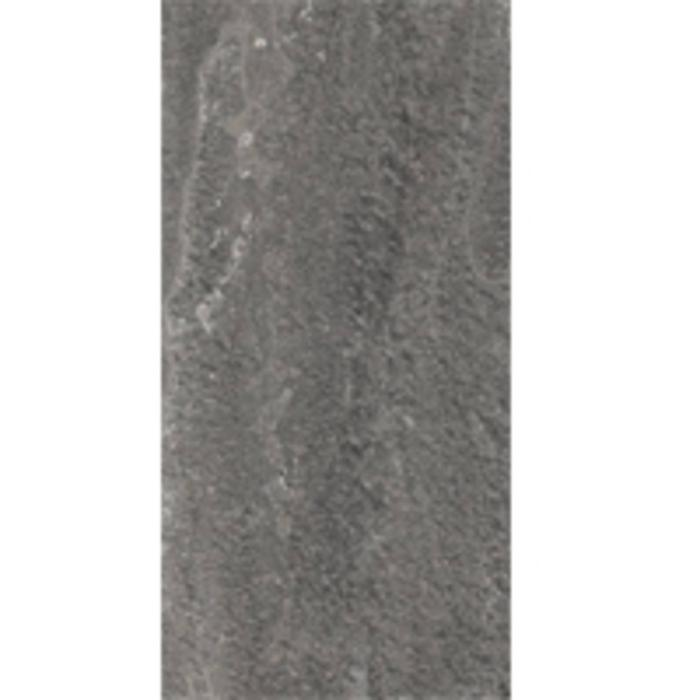 Vloertegel Villeroy & Boch My Earth 29,7x59,7cm Antraciet Gerectificeerd