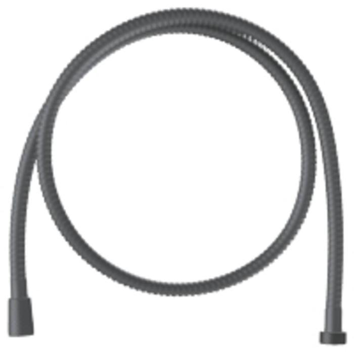 Grohe Relexa doucheslang relexaflex 150cm. Velvet Black