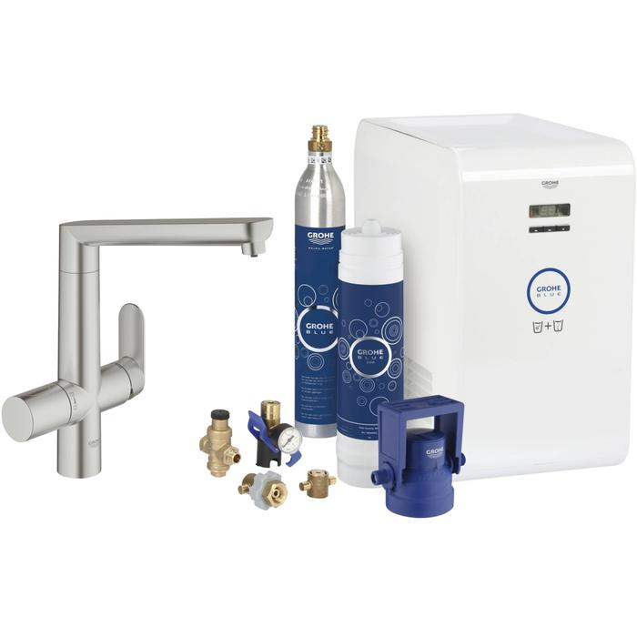 Grohe Grohe Blue K7 C&S Supersteel