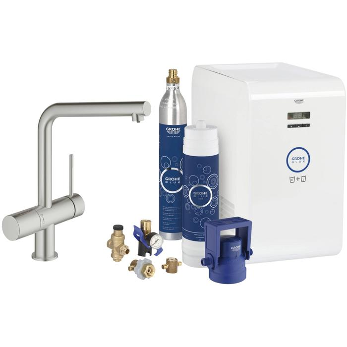 Grohe Grohe Blue Minta C&S Supersteel