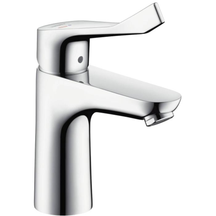 Hansgrohe Focus Care 100 CoolStart wastafelkraan Chroom