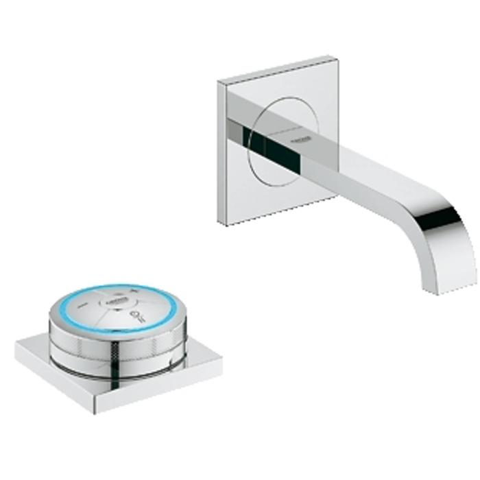 Grohe Allure F-Digital wand wastafelkraan Chroom