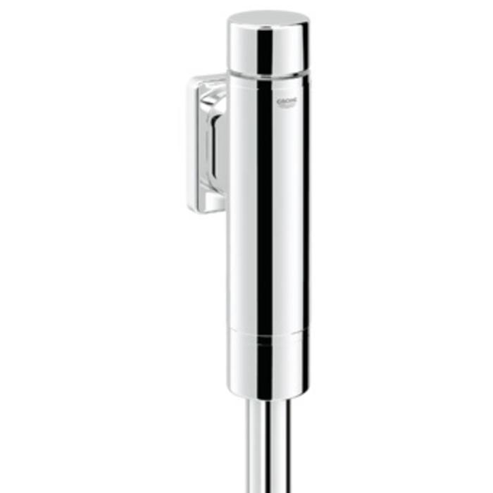Grohe Rondo closet drukspoeler 3/4 inch z/stopkraan