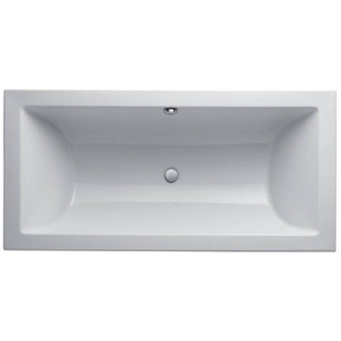 Keramag Design B12/Preciosa Ii bad 190 x 90 cm Wit