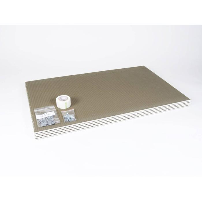 Magnum Isoplate drukvaste isolatieplaat 5x60x100-1cm. 3m2