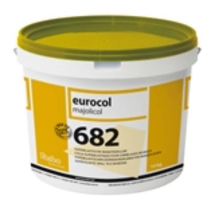 Eurocol Majolicol Pasta Tegellijm 1,5 Kg. 682