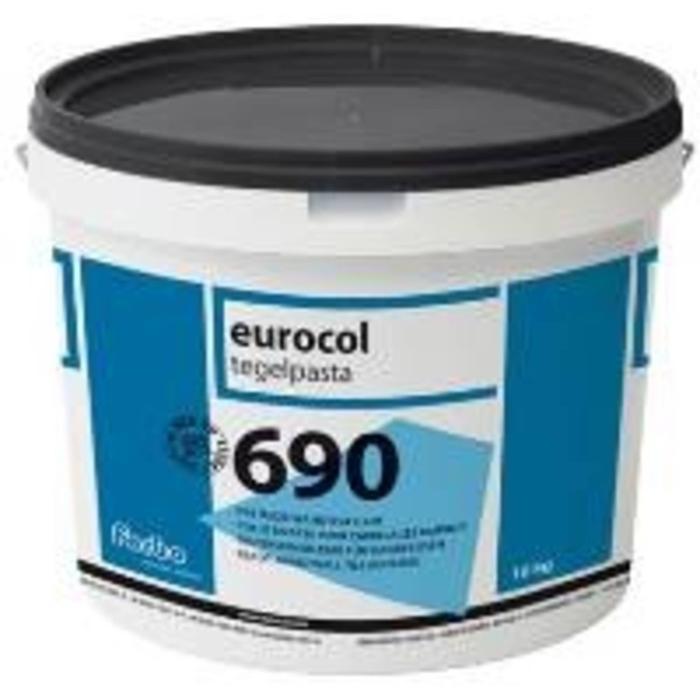 Eurocol Tegelpasta Emmer A 4 Kg. 6903