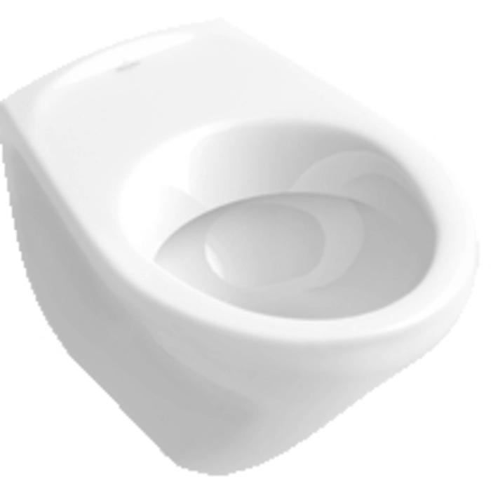 Villeroy & Boch O.Novo/Omnia Pro wandcloset zonder gaten voor zitting Wit