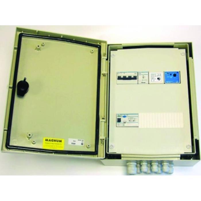 Magnum Outdoor aansluitkast 3,6 kw met thermostaat en 2 sensoren