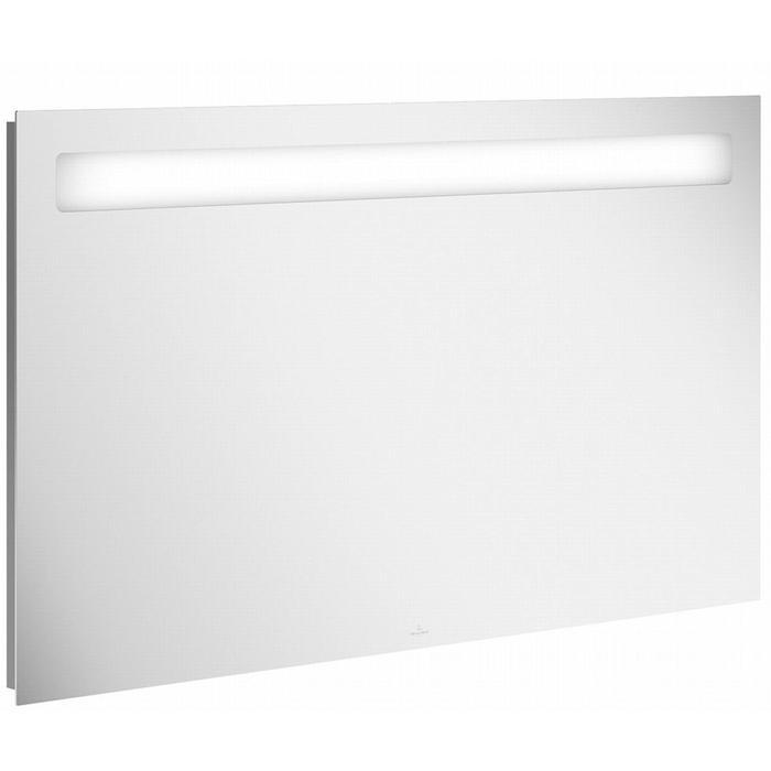 Villeroy & Boch More To See 14 spiegel 130x75 cm. met led verlichting+bluetooth