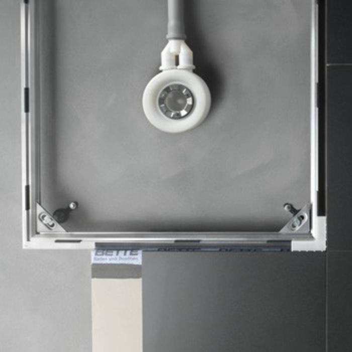 Bette Floor inbouwsysteem 140x100