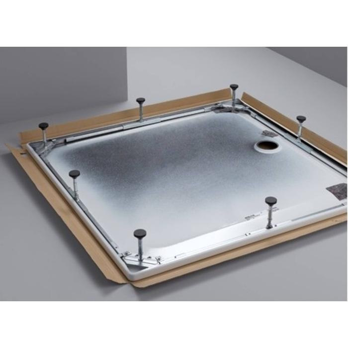 Bette potensysteem voor douchebak 150x150 cm.
