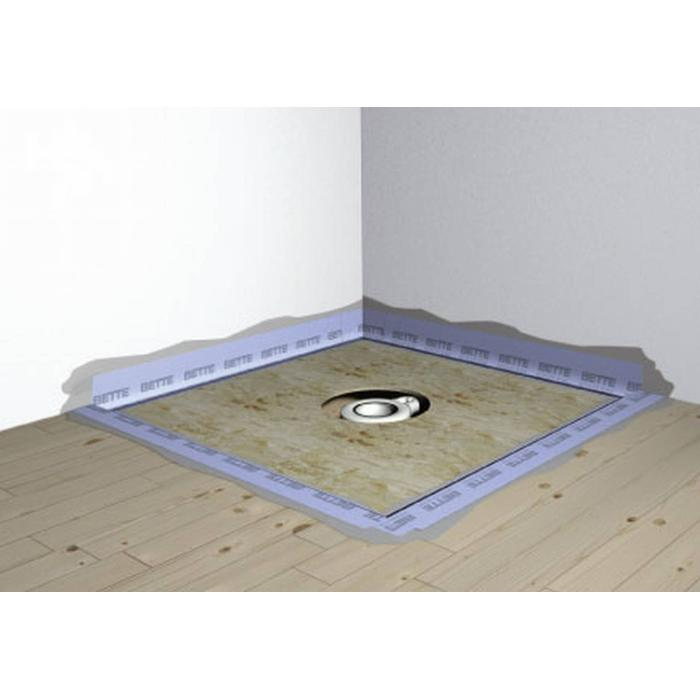 Bette dichtingssysteem voor bodemvlak montage