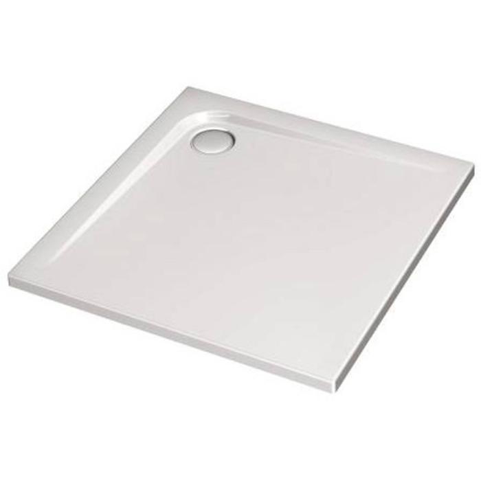 Ideal Standard Ultra Flat douchebak 80 x 80 x 4 cm Wit