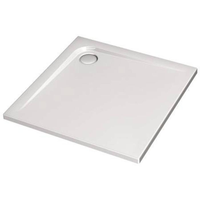 Ideal Standard Ultra Flat douchebak 90 x 90 x 4 cm Wit