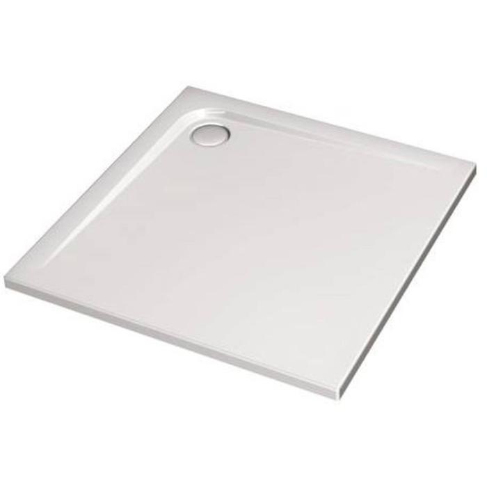Ideal Standard Ultra Flat douchebak 100 x 100 x 4 cm Wit