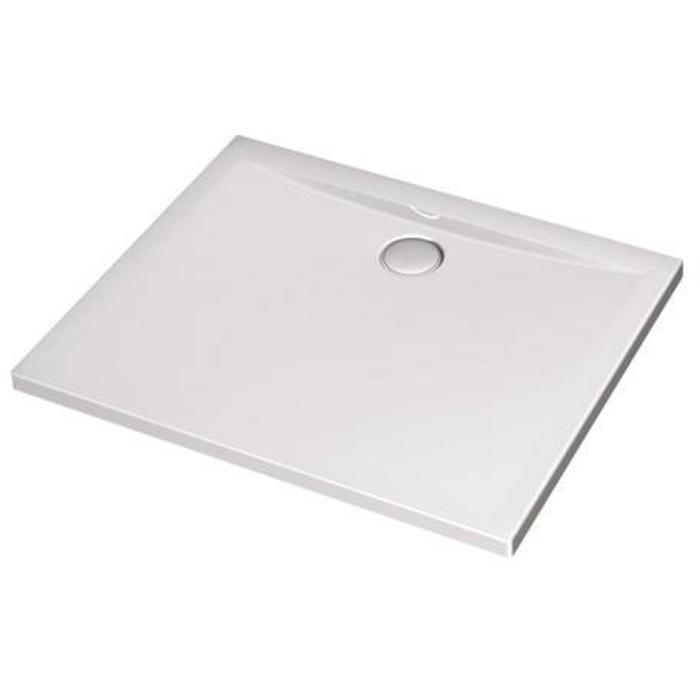 Ideal Standard Ultra Flat douchebak 80 x 90 x 4 cm Wit