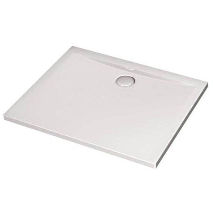 Ideal Standard Ultra Flat douchebak 90 x 75 x 4 cm Wit