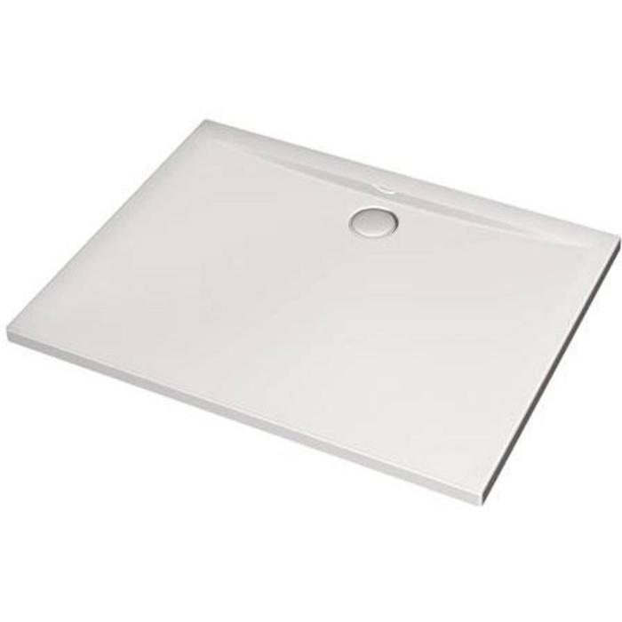 Ideal Standard Ultra Flat douchebak 100 x 90 x 4 cm Wit