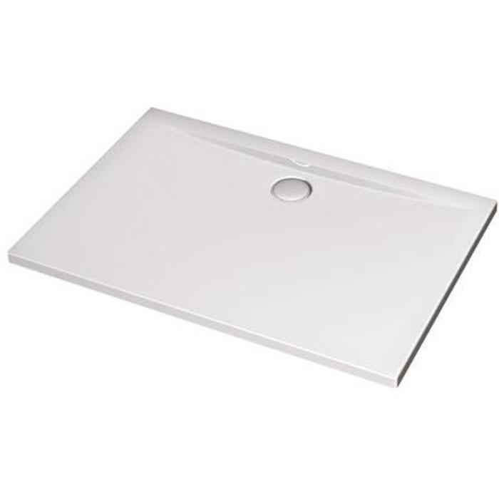 Ideal Standard Ultra Flat douchebak 120 x 80 x 4 cm Wit