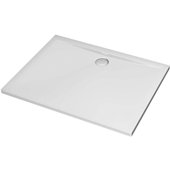 Ideal Standard Ultra Flat douchebak 120 x 90 x 4 cm Wit