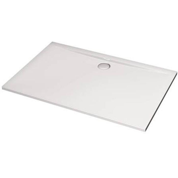 Ideal Standard Ultra Flat douchebak 140 x 80 x 4 cm Wit