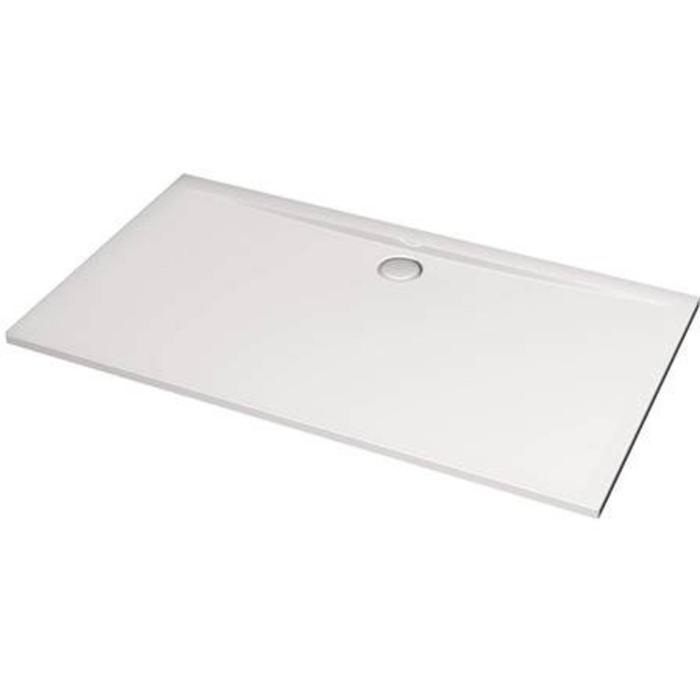 Ideal Standard Ultra Flat douchebak 160 x 80 x 4 cm Wit