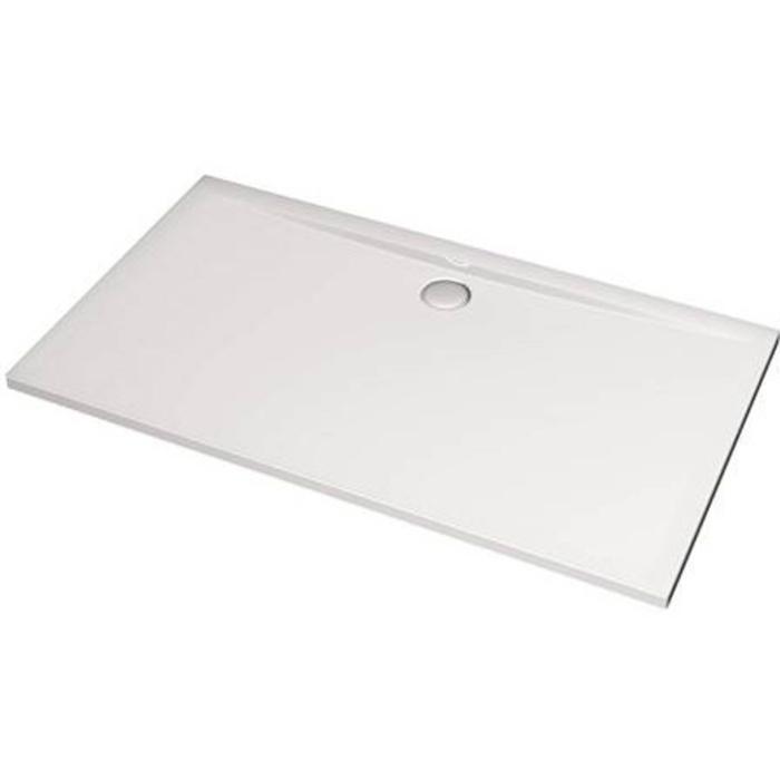 Ideal Standard Ultra Flat douchebak 160 x 90 x 4 cm Wit
