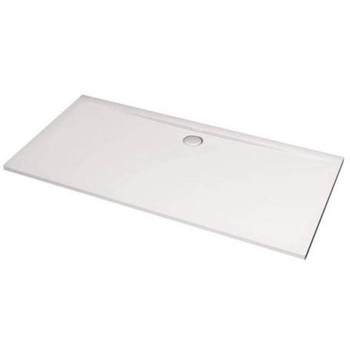 Ideal Standard Ultra Flat douchebak 180 x 80 x 4 cm Wit