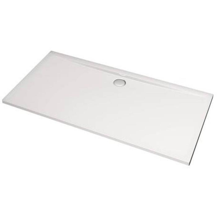 Ideal Standard Ultra Flat douchebak 180 x 90 x 4 cm Wit
