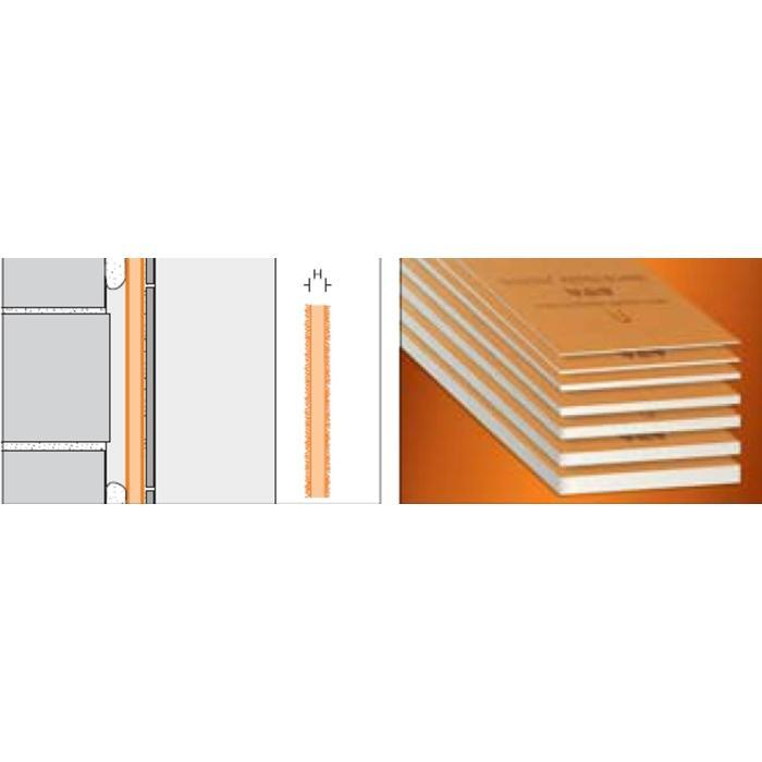 Schluter Kerdi Board 50X625X1250Mm.Kb506251250