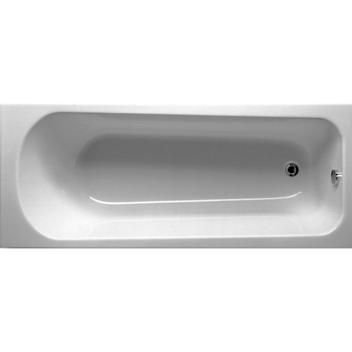 Riho Orion acryl bad, 170x70x48,5 zonder pootset, wit