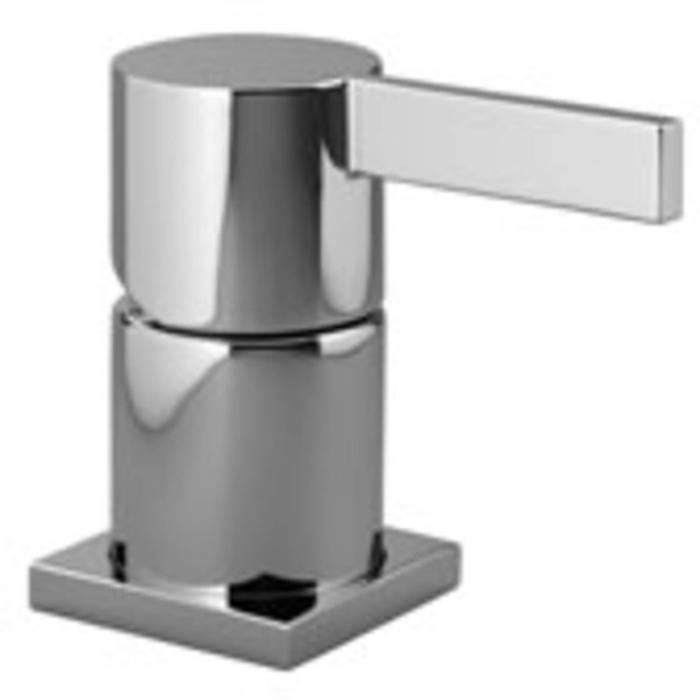 Dornbracht IMO Eengreeps badmengkraan voor badrand- en tegelrandmontage Platina